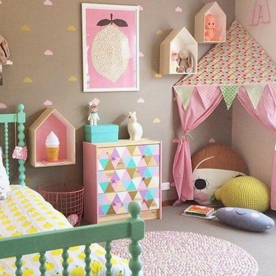 Bedroom Reading Corner Ideas: Mommo Design: 8 KIDS' READING CORNERS