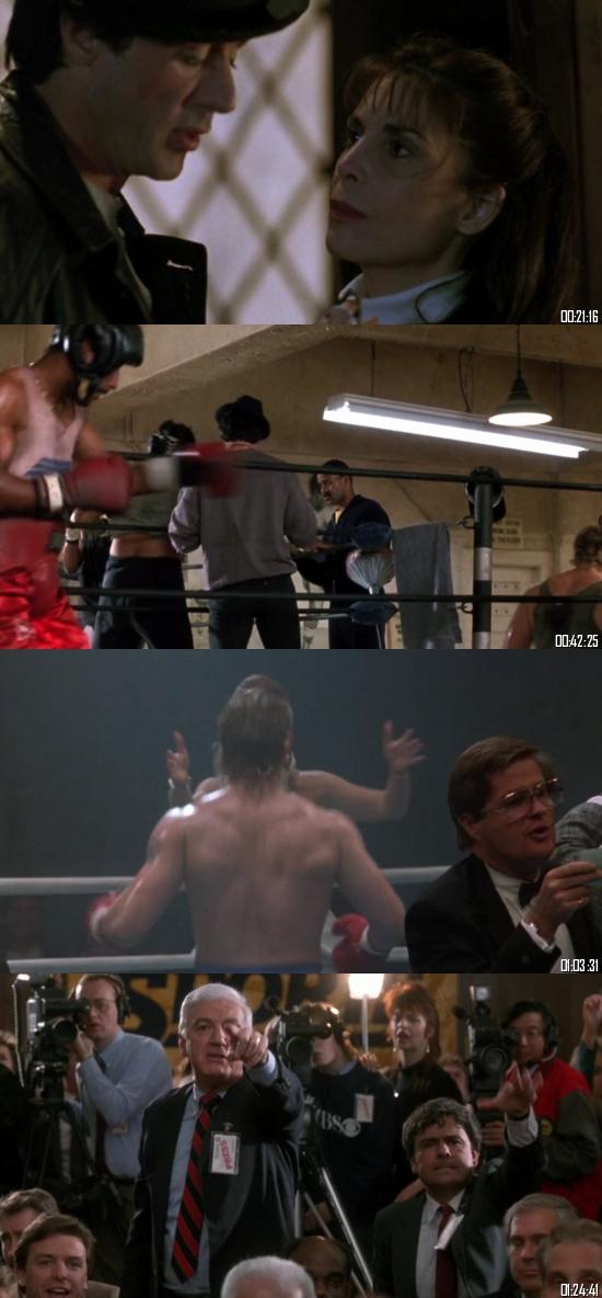 Rocky V (1990) BluRay 720p 480p Dual Audio Hindi English Full Movie Download
