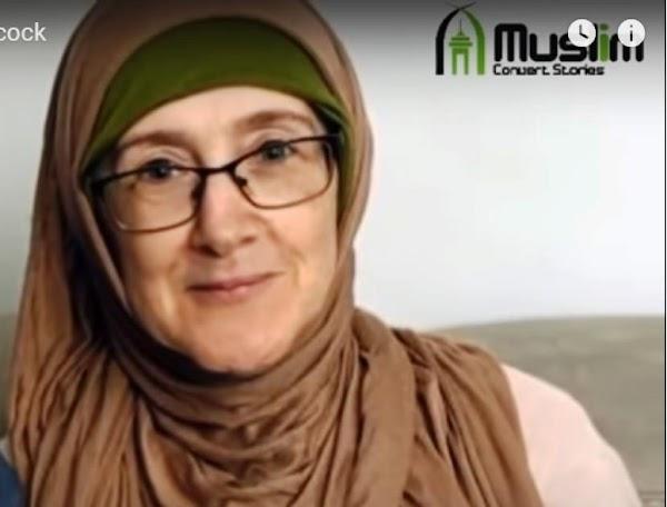 Mualaf Hanan Sandercock, Temukan Kedamaian Hidup dalam Islam