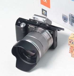 Mirrorless Bekas Sony NEX 5K