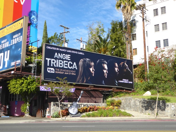 Angie Tribeca season 1 billboard