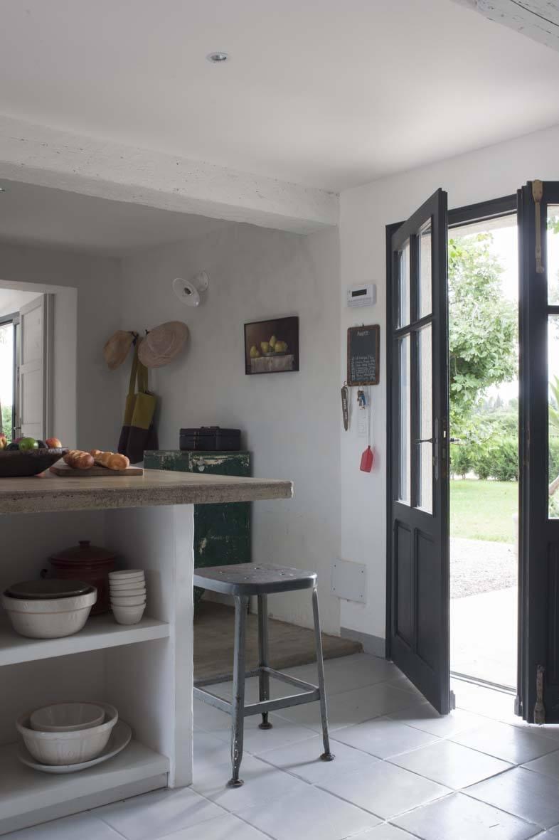 Charming renovated French farmhouse by Corbin Bernsen on Hello Lovely Studio