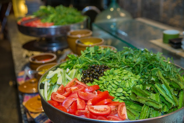 Ramadan Buffet 2017  JW Marriott Kuala Lumpur ~ Kampong Festive Dinning Experience