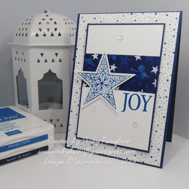 So Many Stars Stampin' Up!