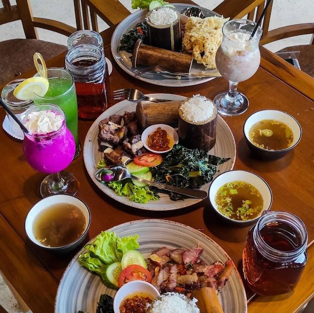 Harga Makanan di Love Garden Resto and Cafe