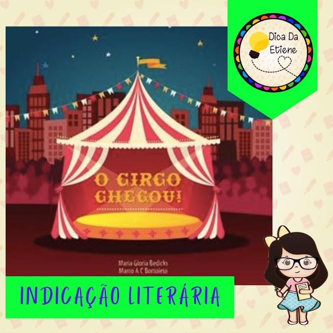 DIA DO CIRCO - O CIRCO CHEGOU! LIVRO EM PDF