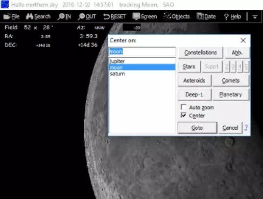 Software Planetarium Gratis Terbaik untuk Windows-3