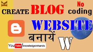 Make Blog And Website
