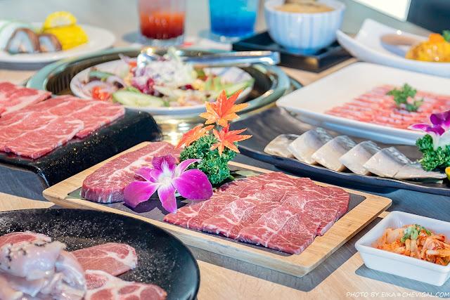 MG 7896 - 熱血採訪│紅巢燒肉工房,公益路低調日式燒肉,超值雙人套餐多達7種肉品好澎派!