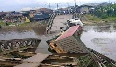 NDDC Scam: N12Billion Bridge Constructed By Akpabio, Collapses In Bayelsa – Rev. Afagha