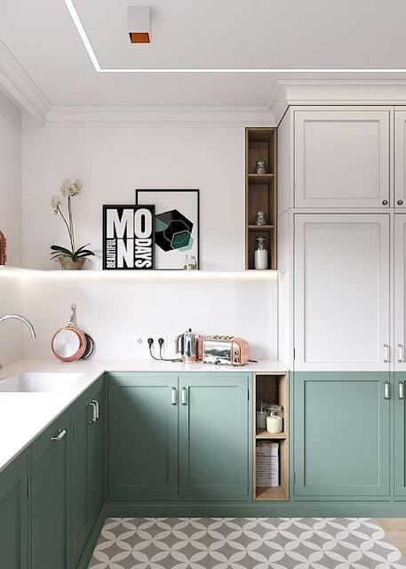 tendencia-cozinha-verde