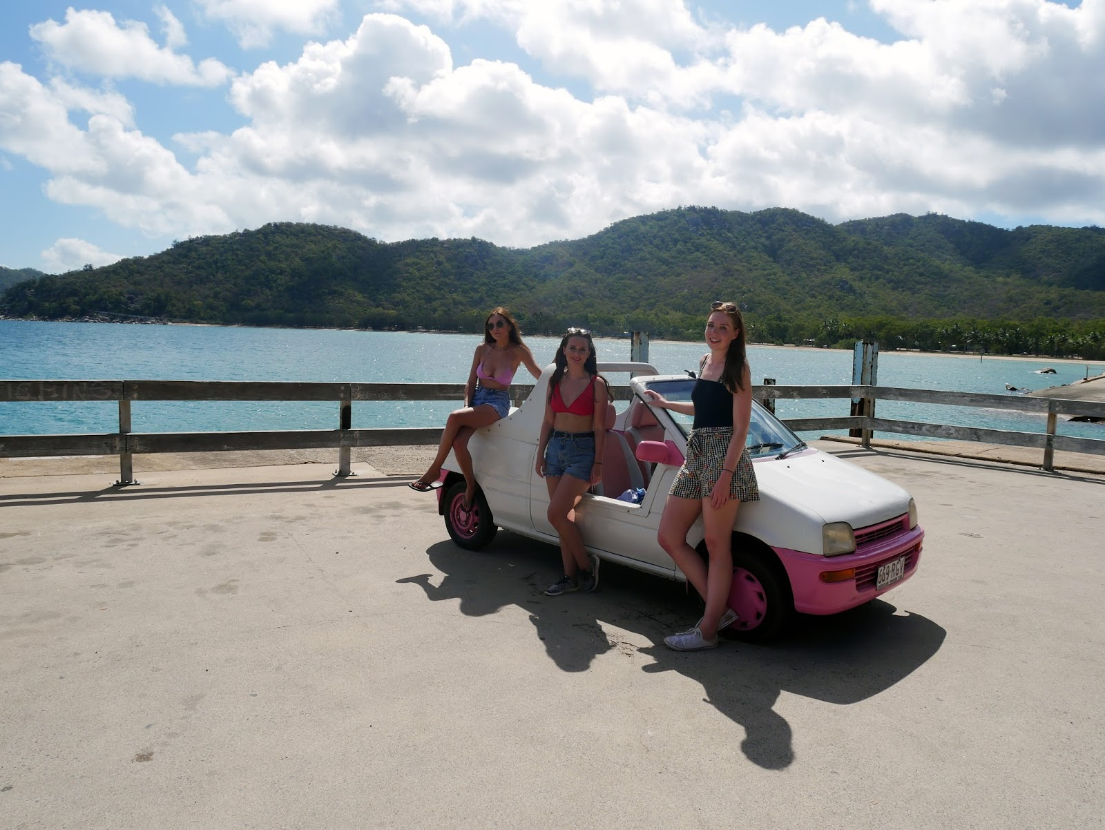 magnetic island barbie car rental