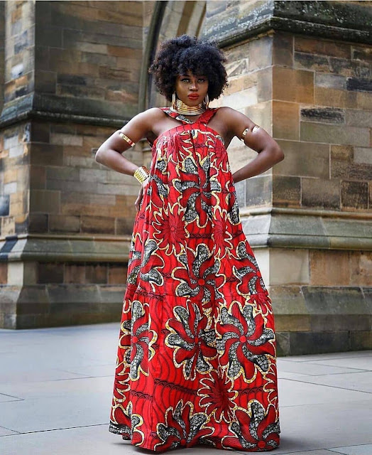 Latest Ankara Gown Styles You Should Copy