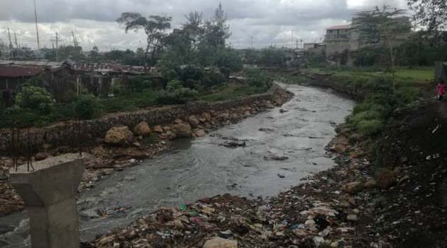 Nairobi River infacts found dumped photos and video