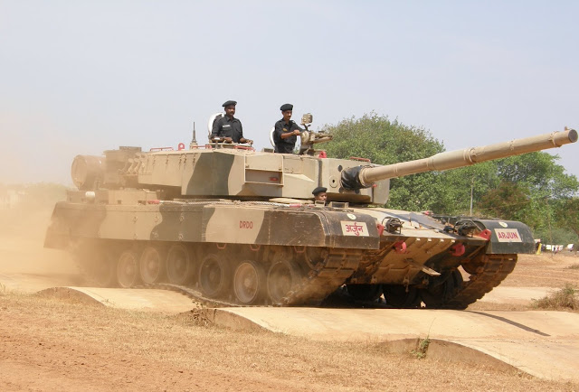 Indian tanks
