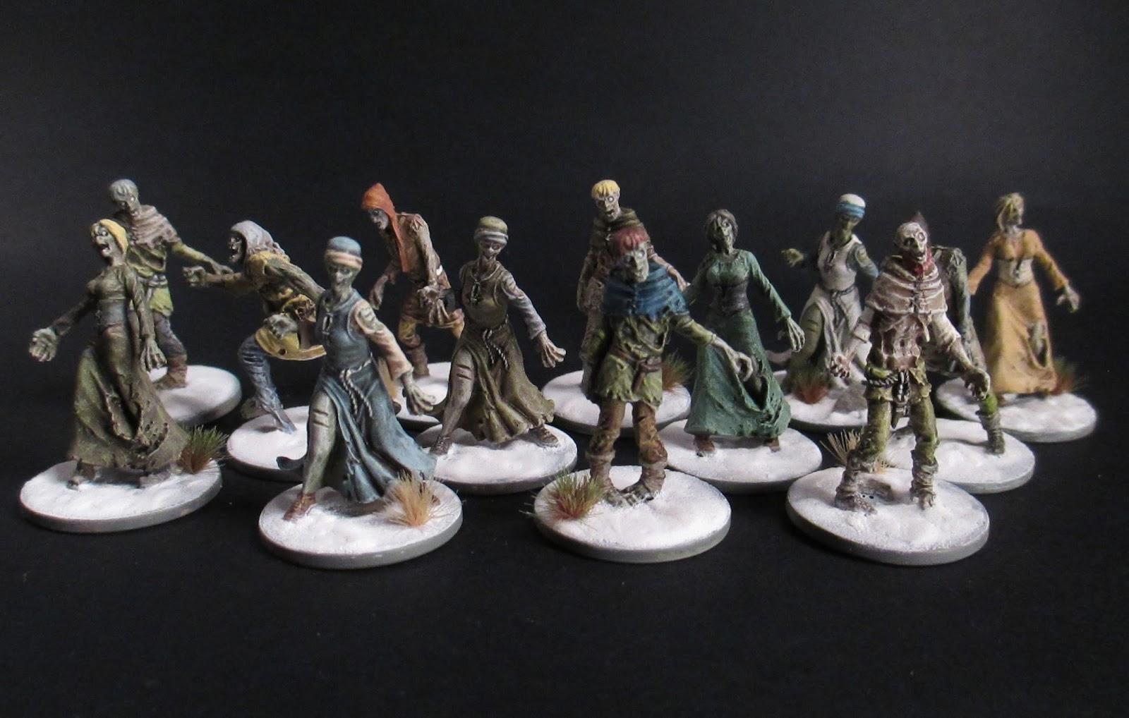Zombicide Black Plague Prime Paint