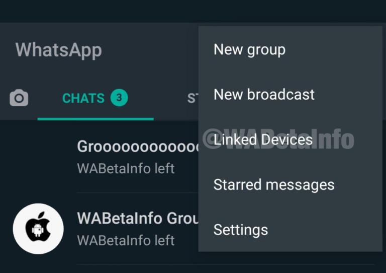 Presto potrete utilizzare il vostro WhatsApp su dispositivi multipli