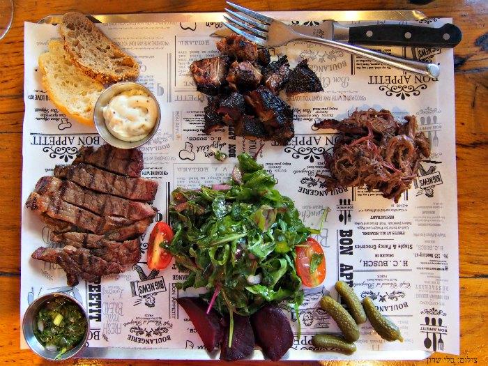 ברביקיו Bar B Que  הרצליה – מסעדת בשרים כשרה ולא יקרה