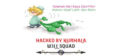 Rayakan Idul Fitri, Hacker Retas Situs KPU Kabupaten Sumbawa Barat