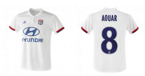 maglie calcio poco prezzo 2020: Nuova maglia Lione 2020