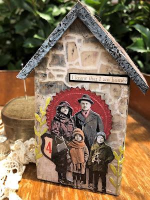 Sara Emily Barker https://sarascloset1.blogspot.com/2019/06/memories-of-home-for-frilly-and-funkie.html Memories of Home Tim Holtz Tiny Houses  16