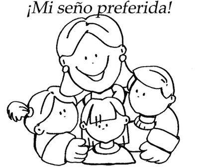 Día Del Maestro Dibujos Pop Guernica