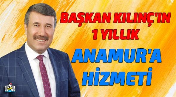 Anamur Haber, Anamur Haberleri, Anamur Son Dakika, Anamur Belediyesi, Hidayet Kılınç,