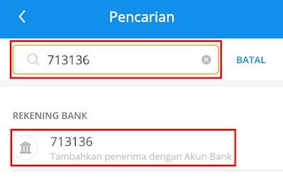 Cara Menambahkan Rekening Bank ke DANA