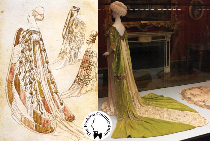Donne protagoniste del Novecento - Rosa Genoni mantello Pisanello - Galleria del Costume Firenze - Nov 2013
