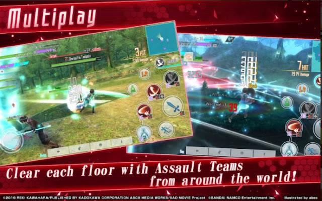 Game SAO Android Terbaru
