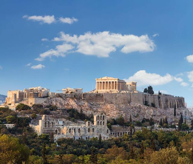 UNESCO heritage sites in Athens Acropolis
