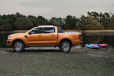 The 2019 Ford Ranger Just Cost P 1 10 Per Kilometer to Maintain for