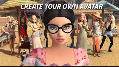 Avakin Life v1.048.05 Mod APK Unlock All unlimited avakoins download now
