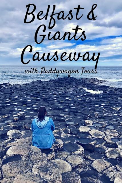 Ireland Belfast Giant's Causeway