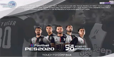 FTS 2020 Special Juventus Update Transfers 2020