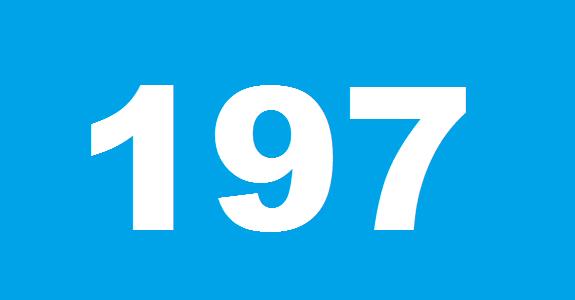 197 Sayım Ve Tesellüm Noksanları Hesabı
