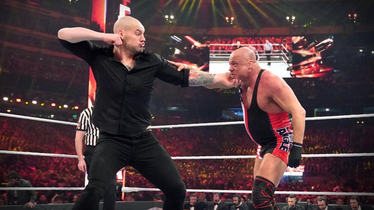 Kurt Angle diz que a WWE não sabia quem deveria aposentá-lo
