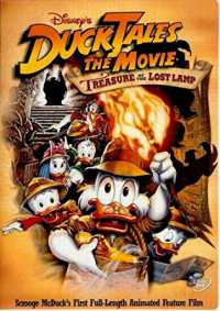 Download DuckTales Movie Treasure of the Lost Lamp 1990 Hindi - Tamil - Telugu Movie
