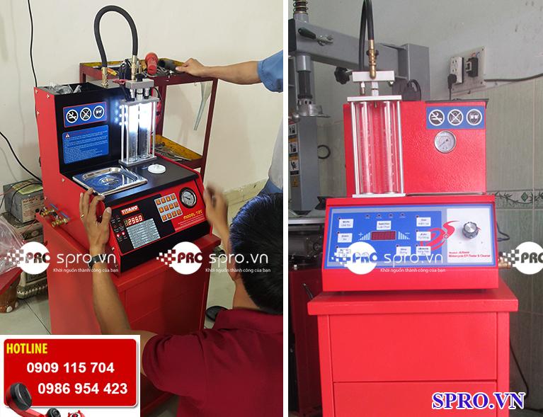 Giá máy đọc lỗi xe máy phiên bản mới cho thợ sửa xe