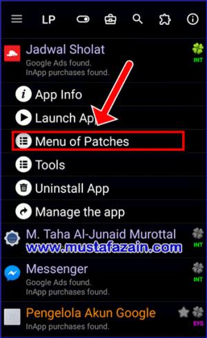 Cara Mudah Menggunakan Lucky Patcher Tanpa Root