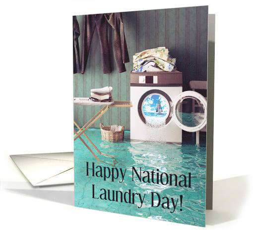National Laundry Day Wishes for Whatsapp