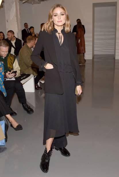 Fashion week london 2017 - The Olivia Palermo Lookbook Olivia Palermo At London