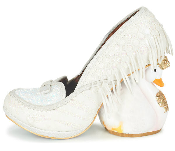 Irregular Choice odette swan