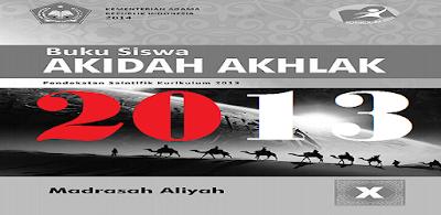 Materi Akidah Akhlak Kelas 10 Kurikulum 2013