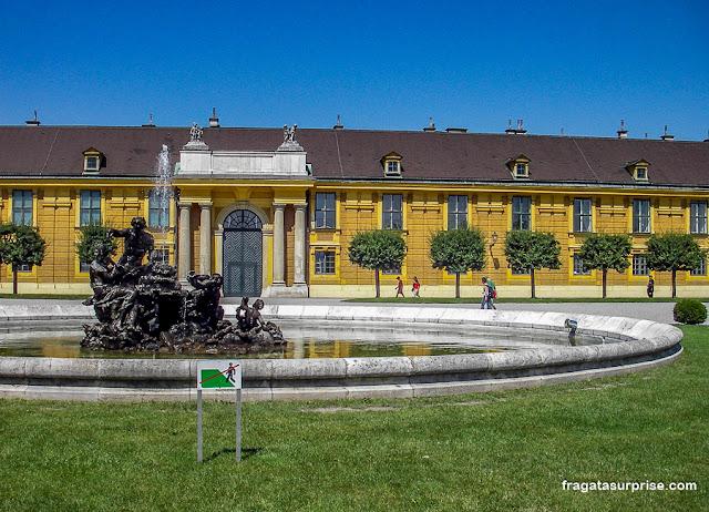 Palácio de Schönbrunn, Viena, Áustria