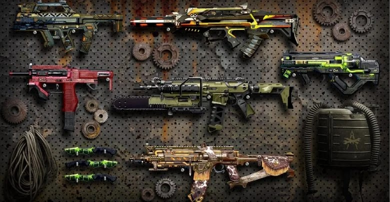 Meet the best Call of Duty Mobile weapons