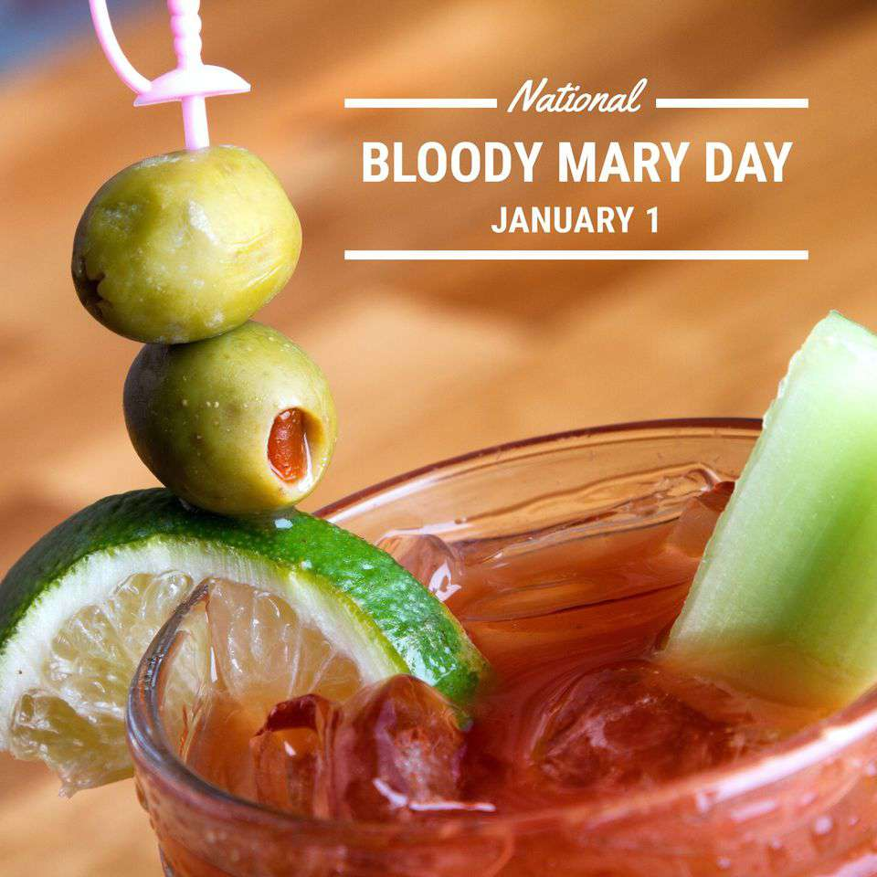 National Bloody Mary Day Wishes Unique Image