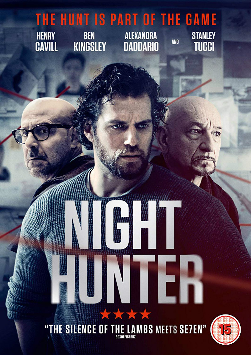night hunter dvd