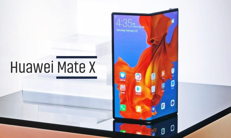 Huawei Mate X-expensive smartphone