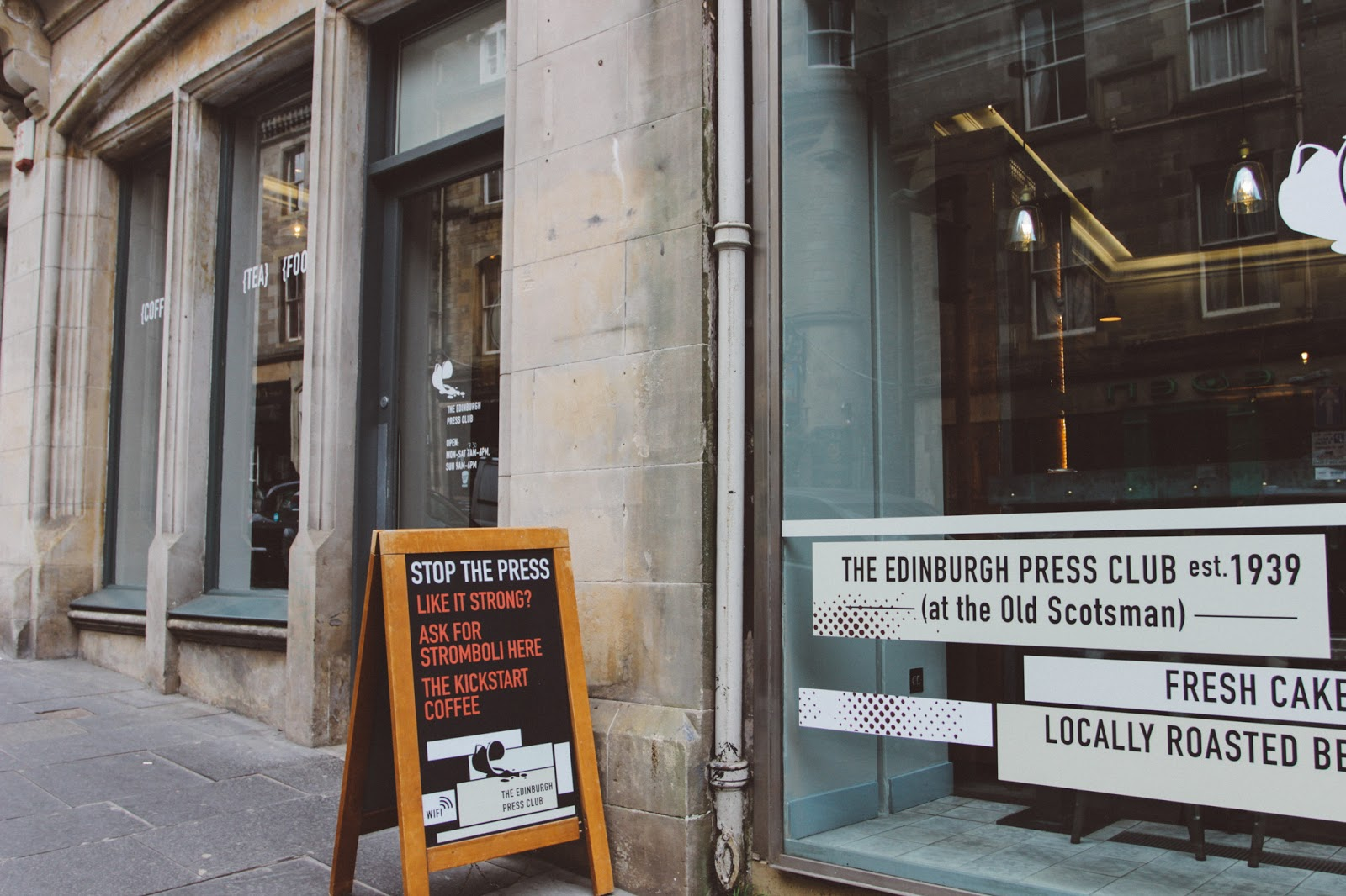 Edinburgh Press Club